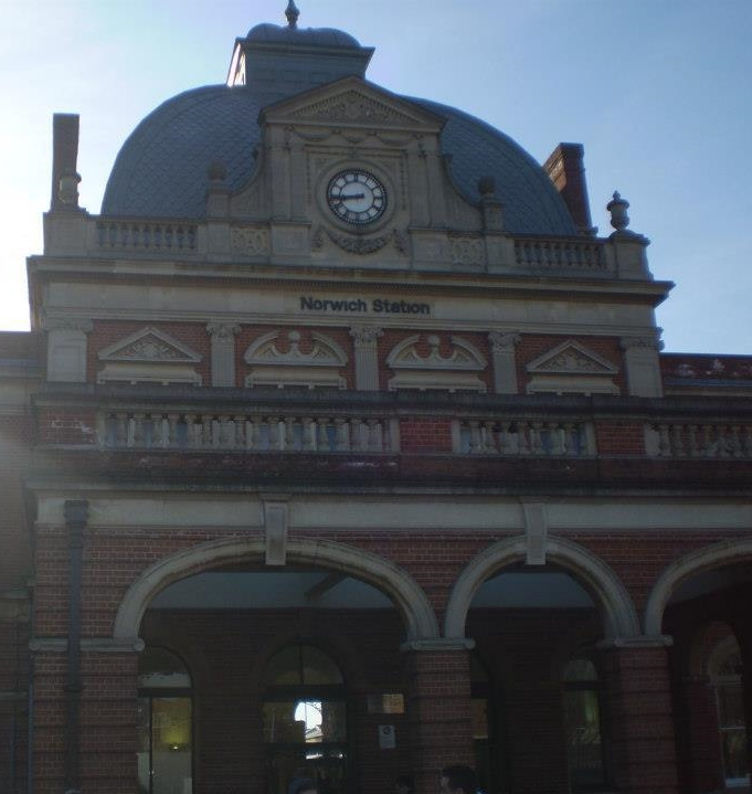Estación Norwich
